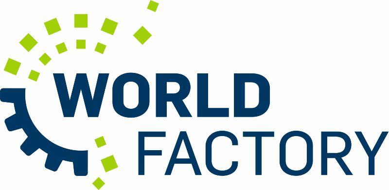 Logo von Worldfactory