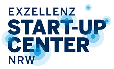 Exzellenz Start-Up Center NRW Logo